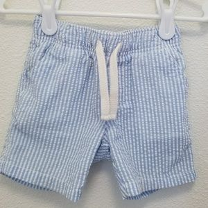 Old Navy Baby Boy Shorts 6-12months